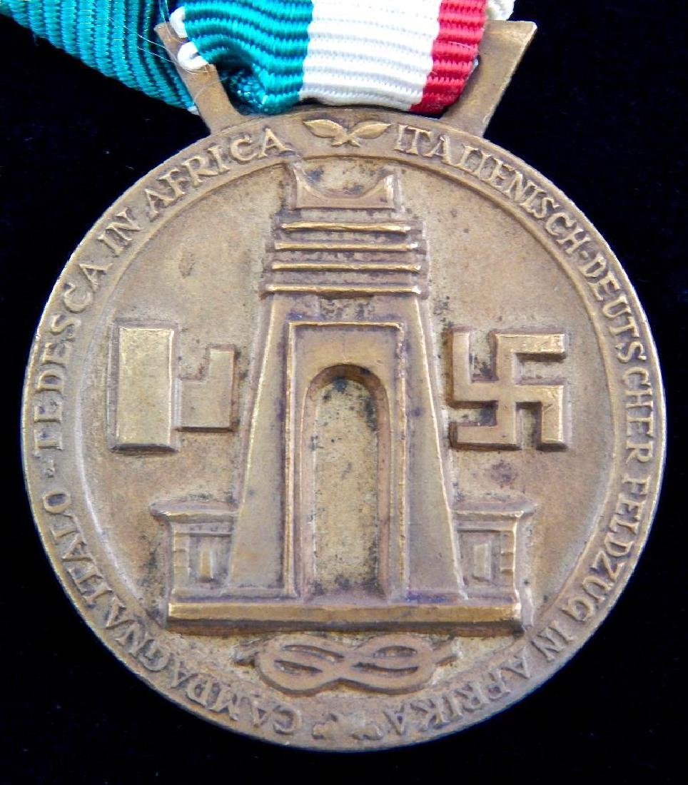 Group of 4 Third Reich Medals - 3