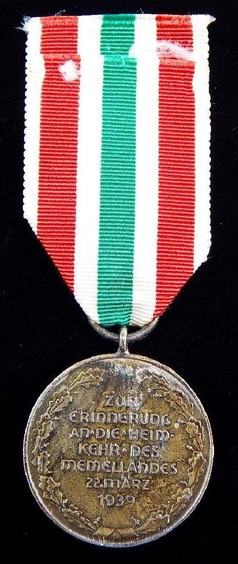 Group of 4 Third Reich Medals - 5