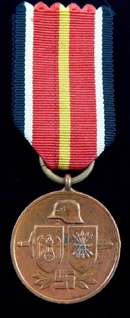 Group of 4 Third Reich Medals - 8