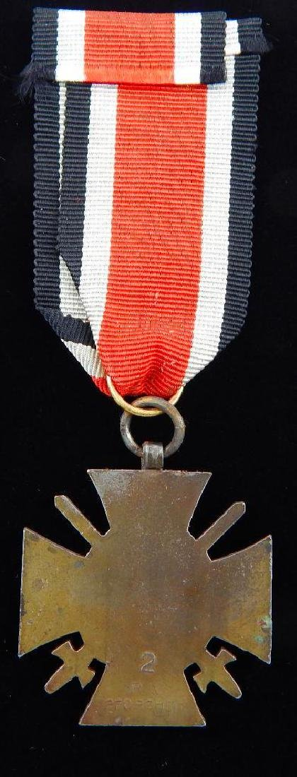 Group of 4 WWI and Pre-WWI German Medals - 3