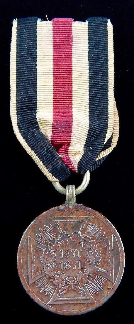 Group of 4 WWI and Pre-WWI German Medals - 6