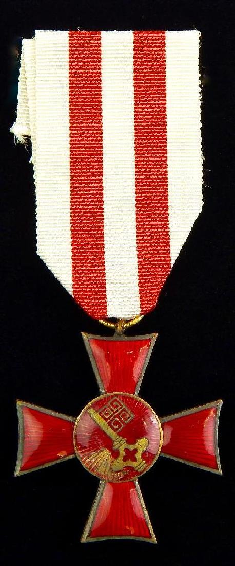 Group of 4 Imperial German Medals - 8