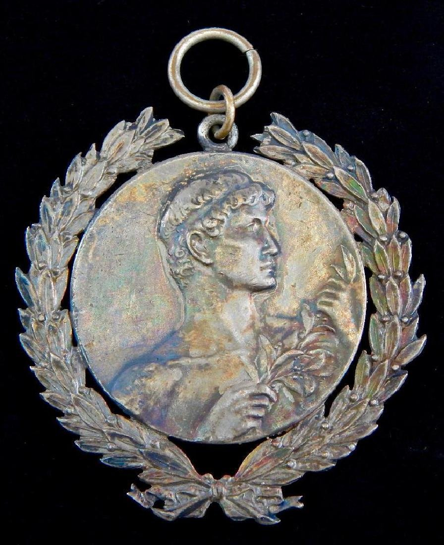 Unknown German Medallion