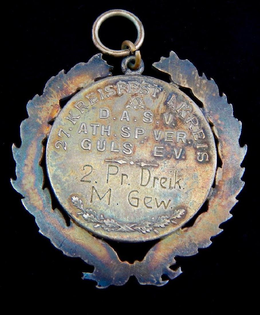 Unknown German Medallion - 2