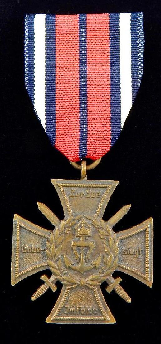 Group of 4 Imperial German Medals - 2
