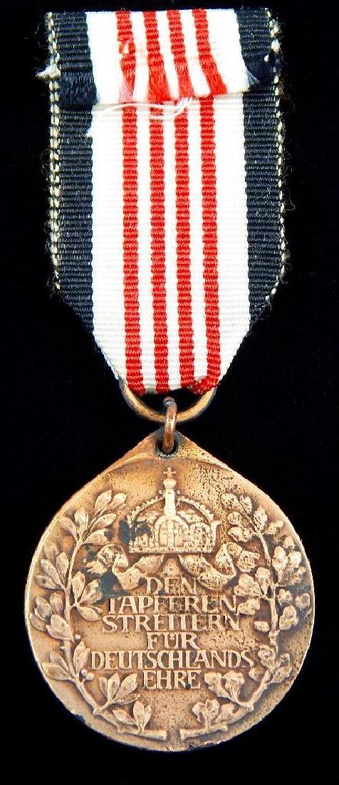 Group of 4 Imperial German Medals - 5