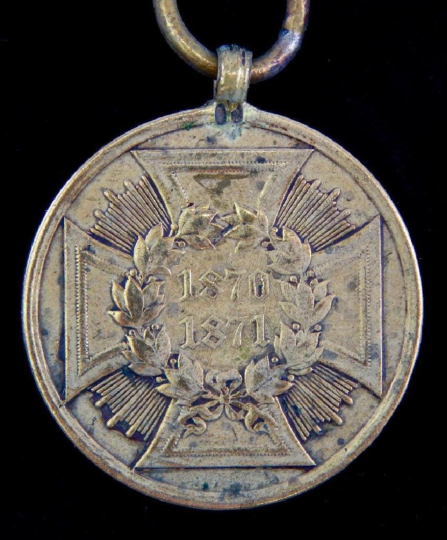 Group of 4 Imperial German Medals - 7