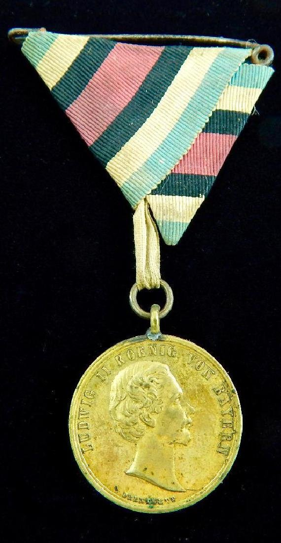 Group of 4 Imperial German Medals - 4