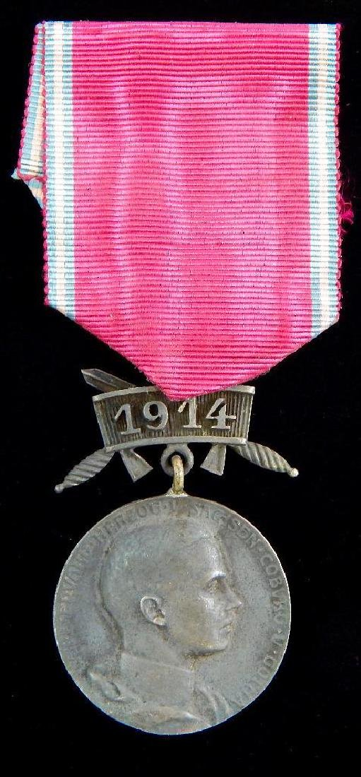 WWI Saxe-Gotha-Coburg 1914 Medal