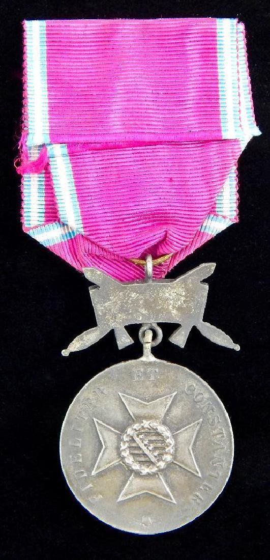 WWI Saxe-Gotha-Coburg 1914 Medal - 2