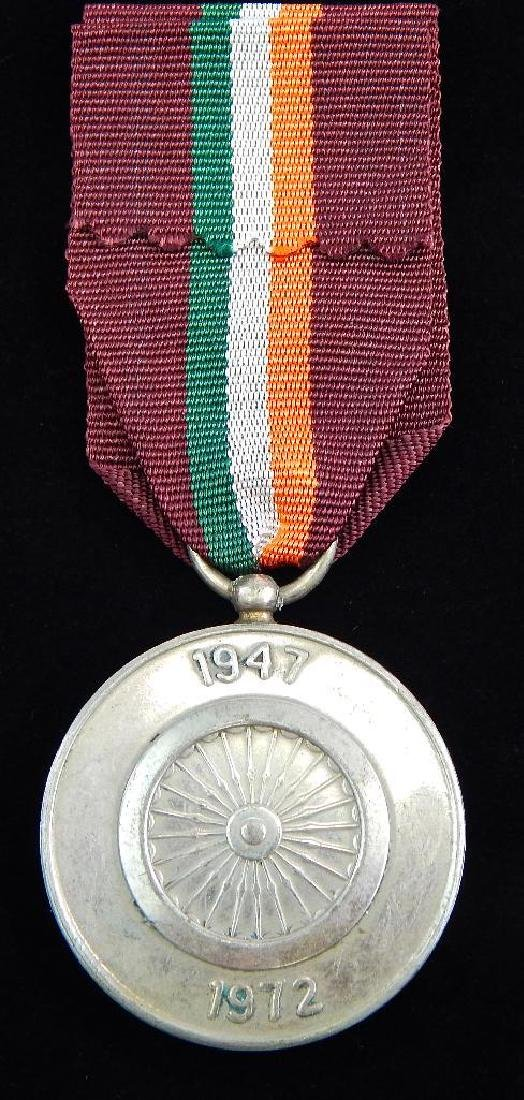 Group of 10 India and Pakistan Medals - 2