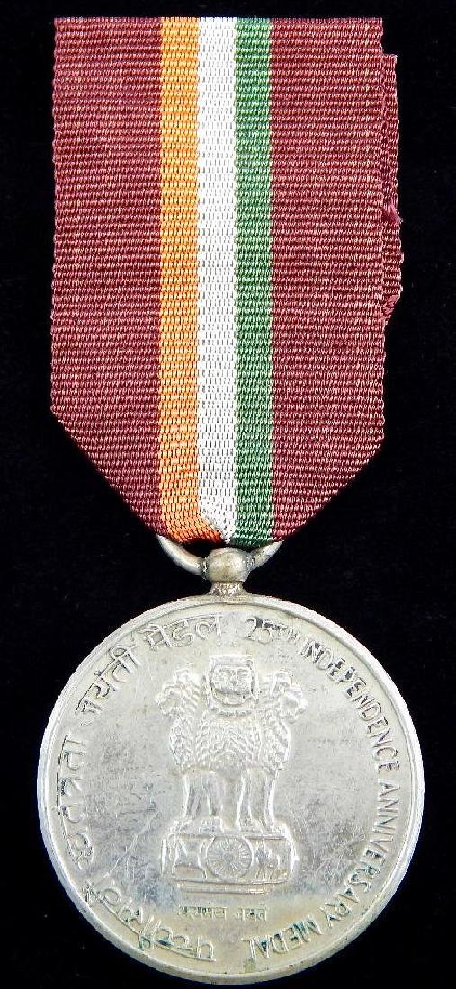 Group of 10 India and Pakistan Medals - 3