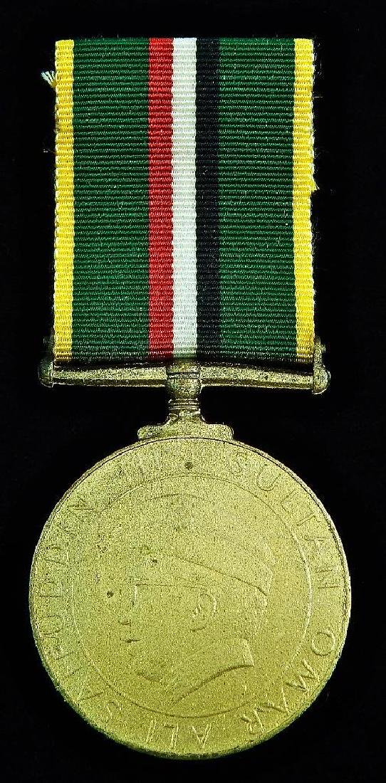 Group of 10 India and Pakistan Medals - 6