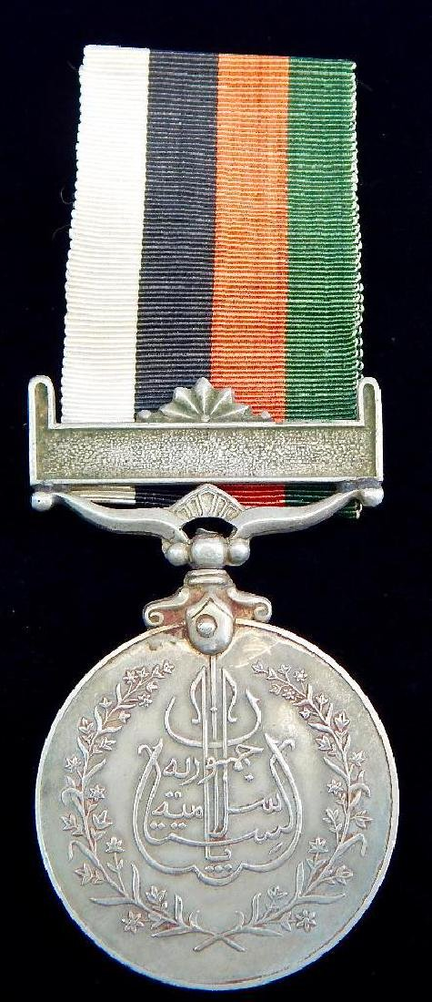 Group of 10 India and Pakistan Medals - 8