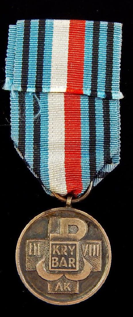 GRoup of 3 Polish Medals - 2