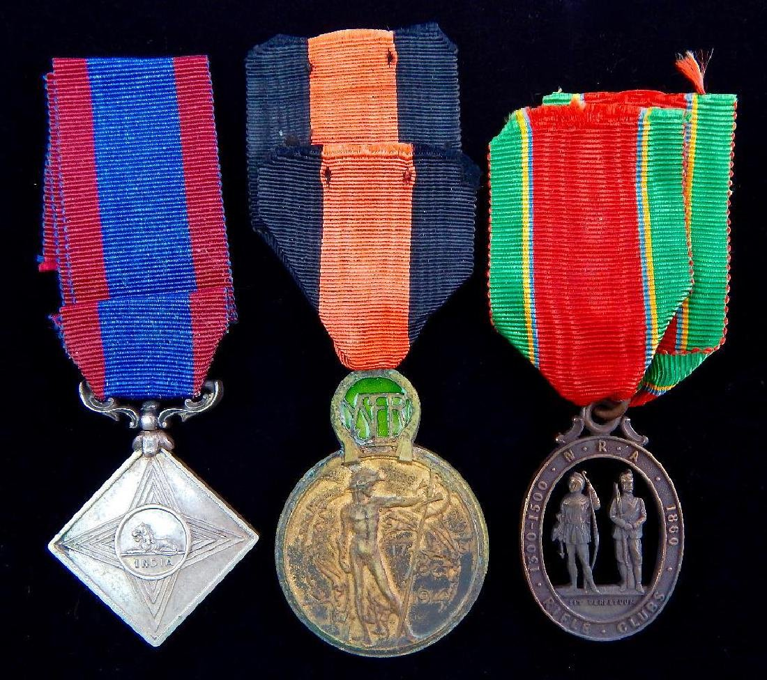 Group of 3 WWI Medals