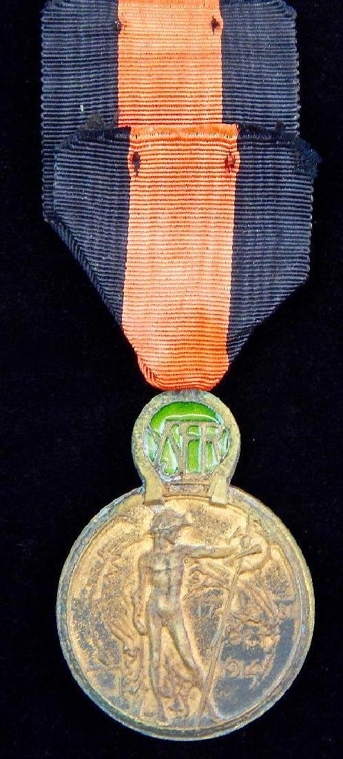 Group of 3 WWI Medals - 4