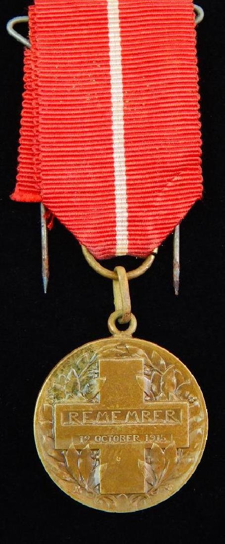 Rare WWI Edith Cavell Medal