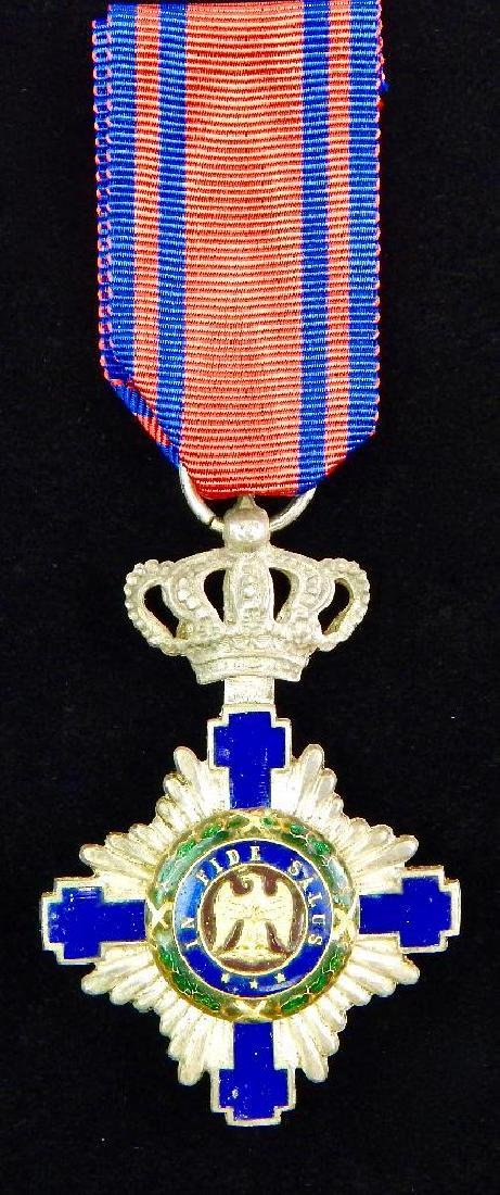 Romanian Kingdom Order of the Star