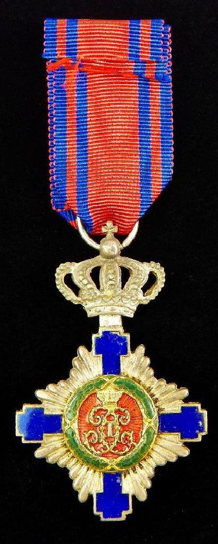 Romanian Kingdom Order of the Star - 2