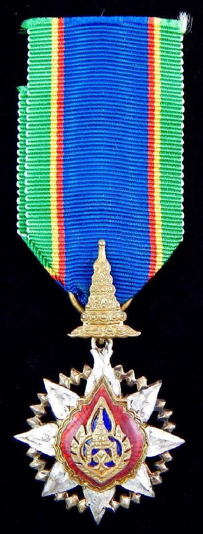 Siamese Order of the Crown