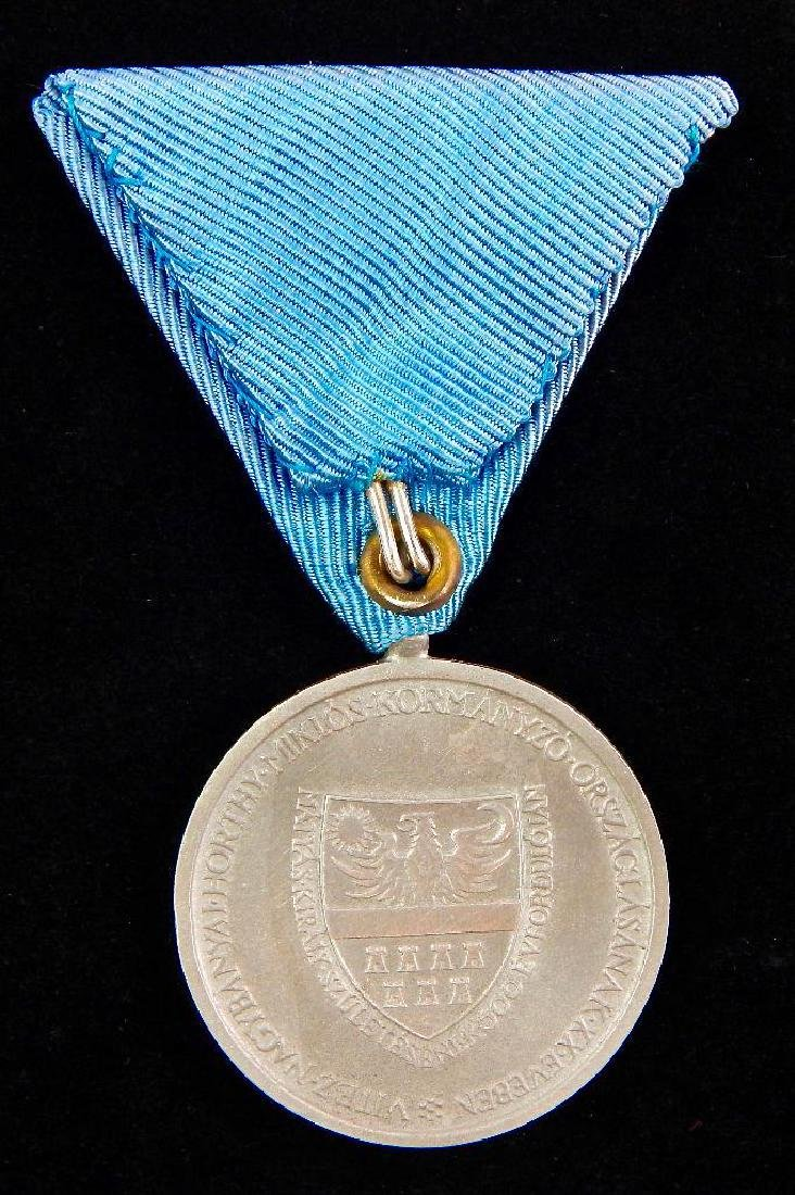 Group of 3 Hungarian Medals - 2
