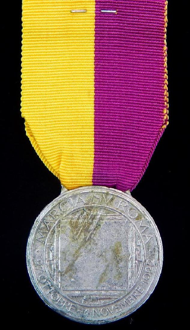 Group of 4 Italian Medals - 4