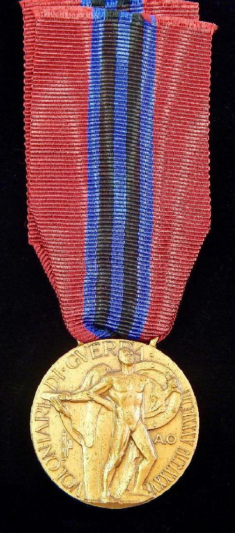 Group of 4 Italian Medals - 5