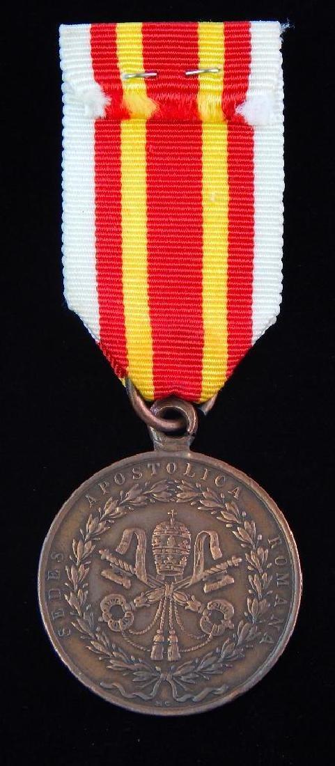 Vatican Pope Pius IX Medal