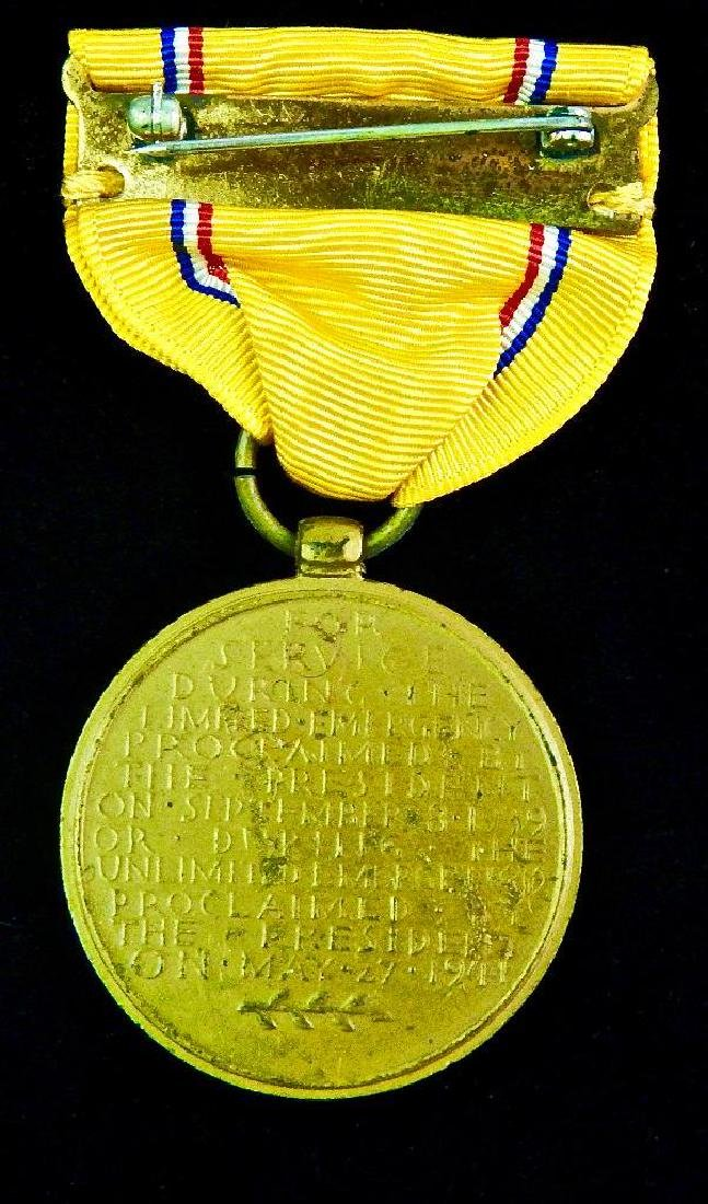 Large WW2 Era U.S. Medal Group - 7