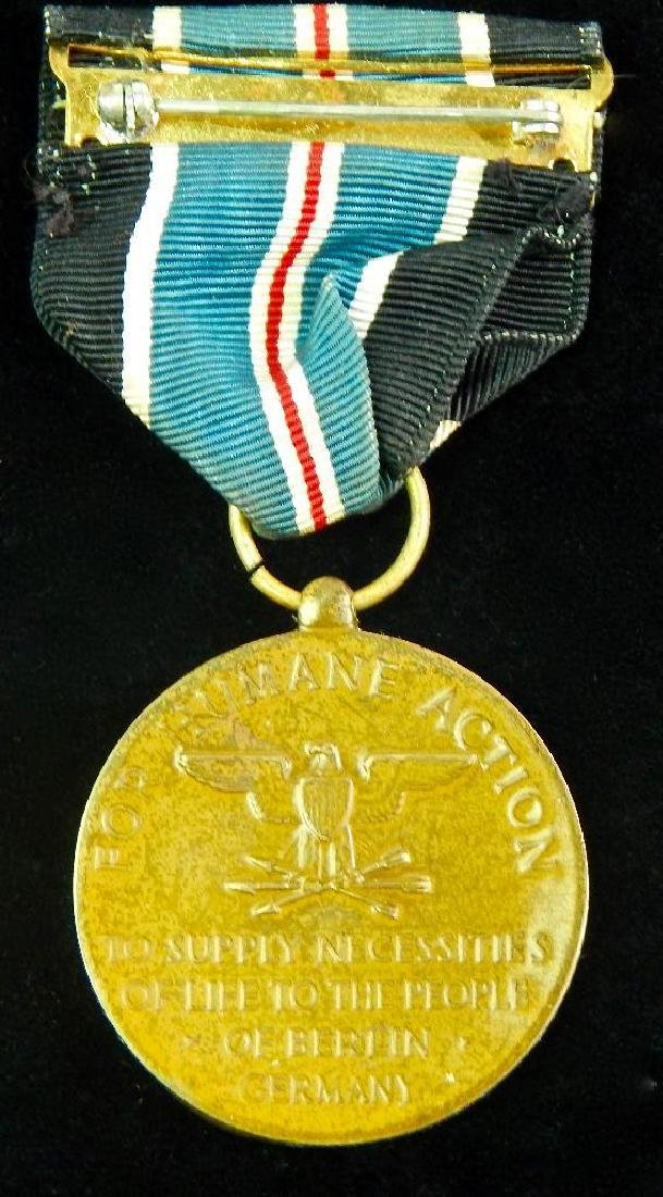 Large WW2 Era U.S. Medal Group - 8