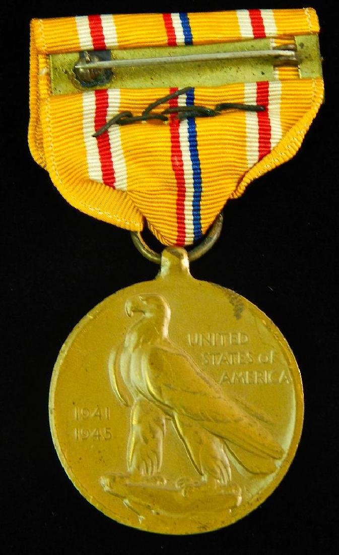 Large WW2 Era U.S. Medal Group - 9