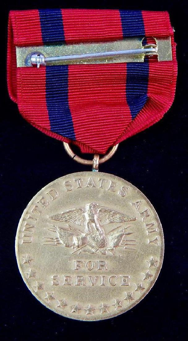 Group of 8 Restrikes of Early U.S. Campaign Medals - 4