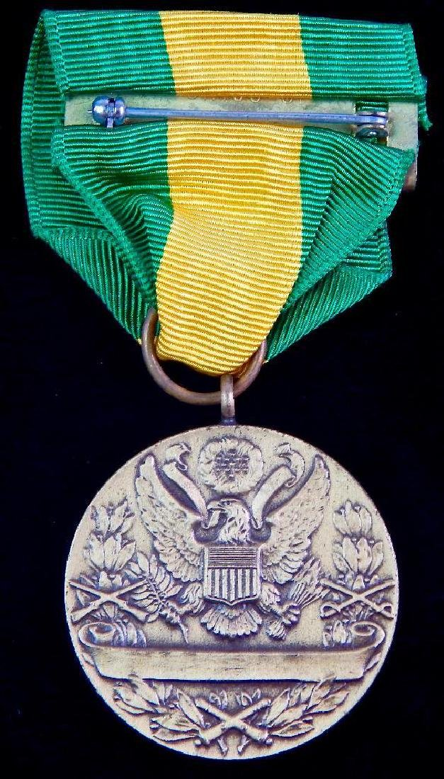 Group of 8 Restrikes of Early U.S. Campaign Medals - 7
