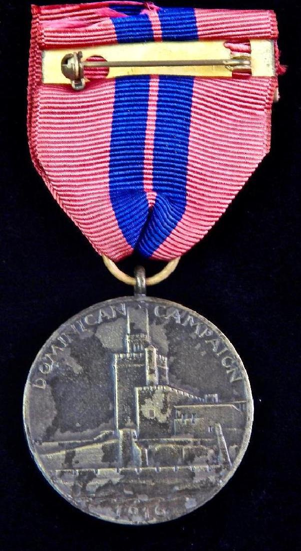 Group of 8 Restrikes of Early U.S. Campaign Medals - 8