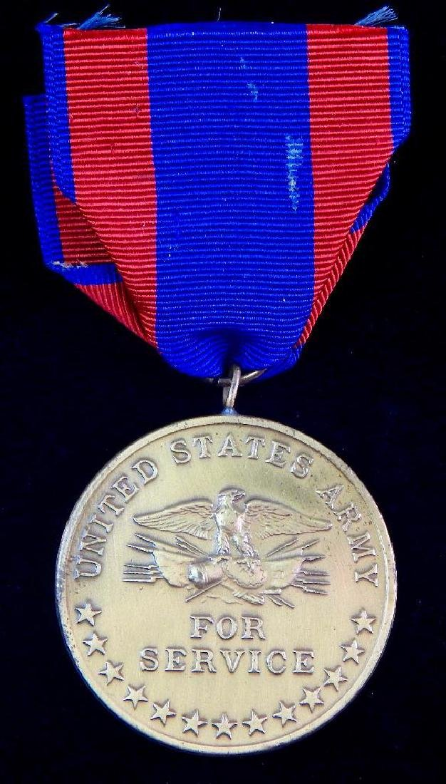 Group of 7 Restrikes of U.S. Campaign Medals - 6