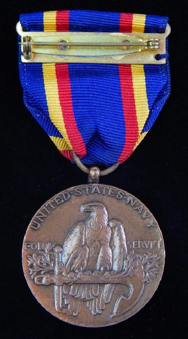 Group of 7 Restrikes of U.S. Campaign Medals - 7