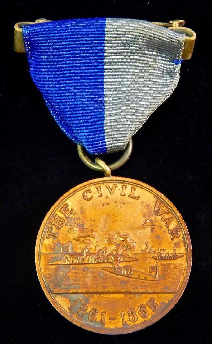 Civil War U.S. Navy Medal