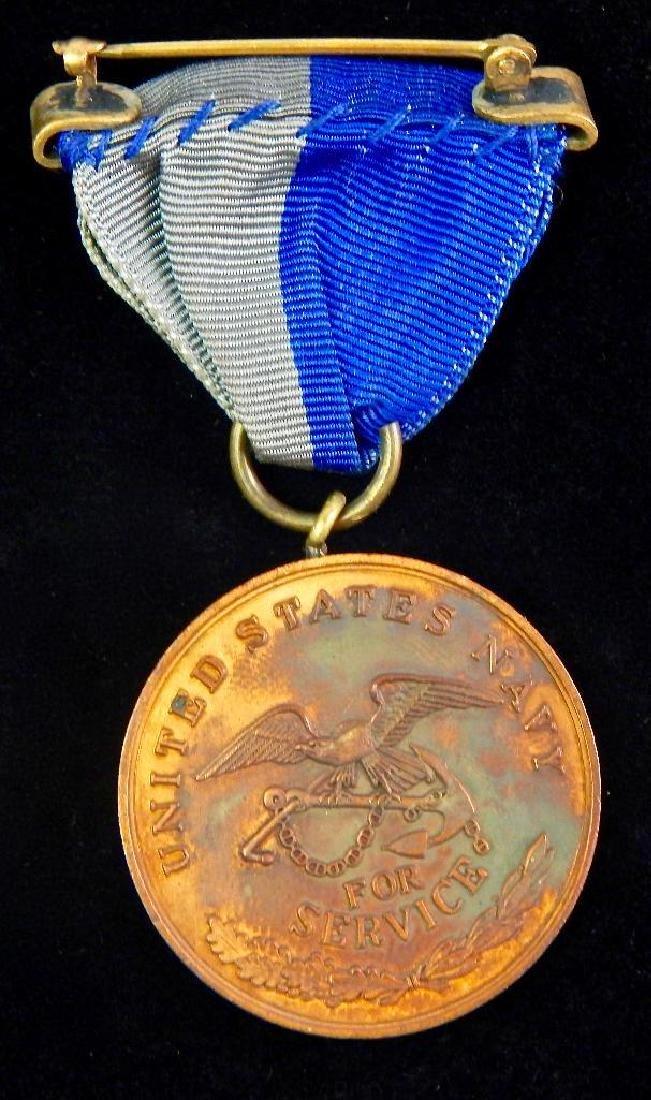 Civil War U.S. Navy Medal - 2