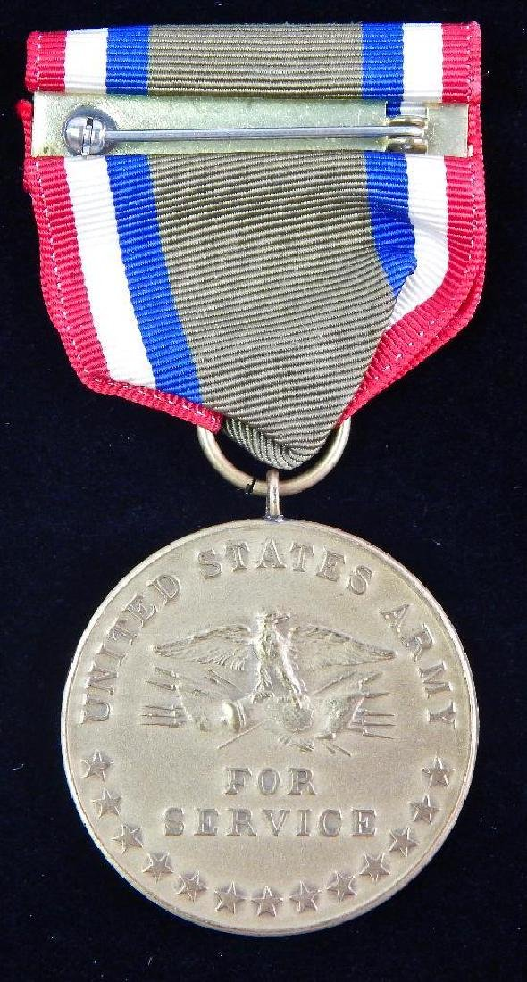 Group of 10 Assorted U.S. Medals - 10