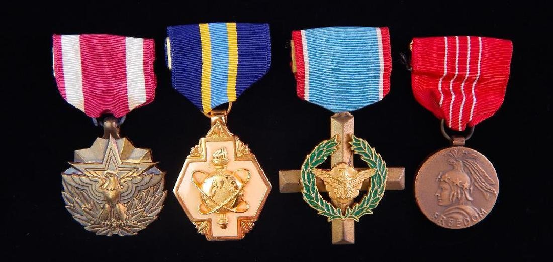 Group of 4 U.S. Medals