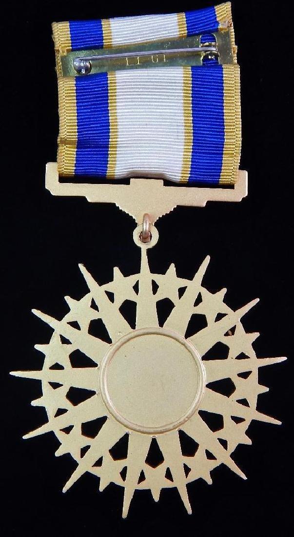 U.S. Medal - Distinguished Air Service - 2
