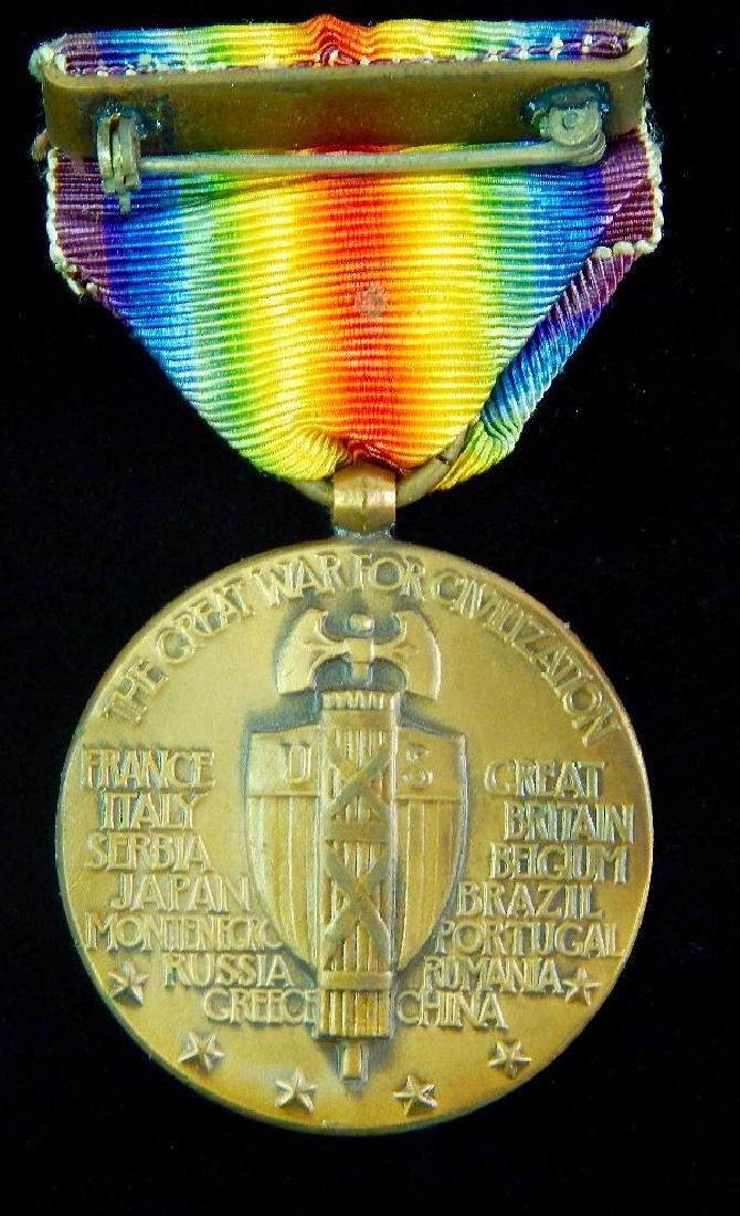 U.S. WWI Victory Medal - 2