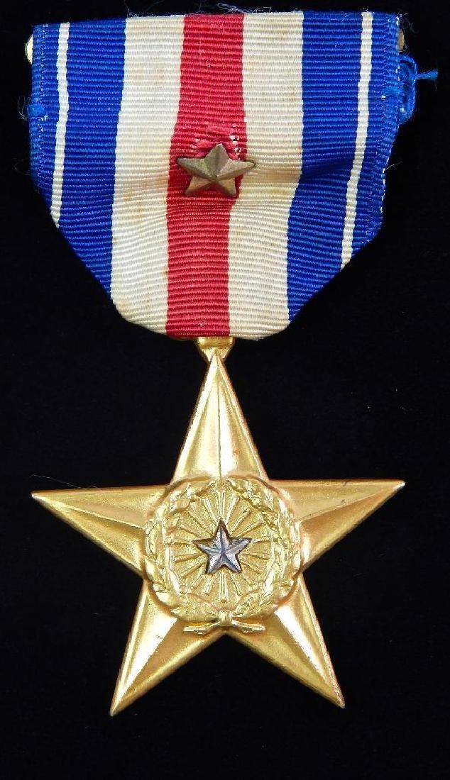 U.S. Named Silver Star