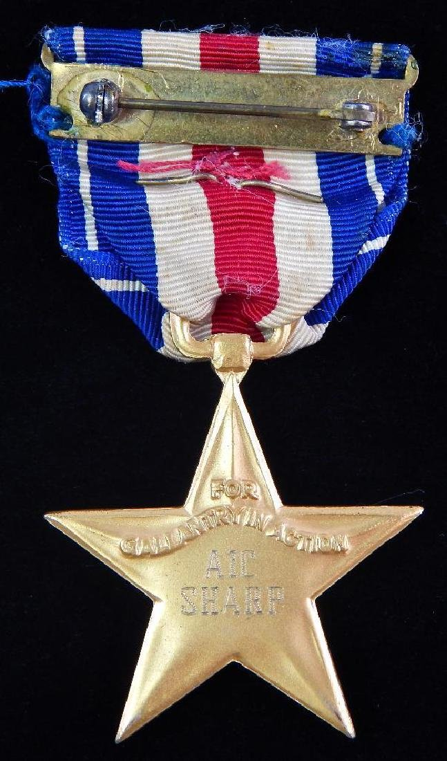 U.S. Named Silver Star - 2