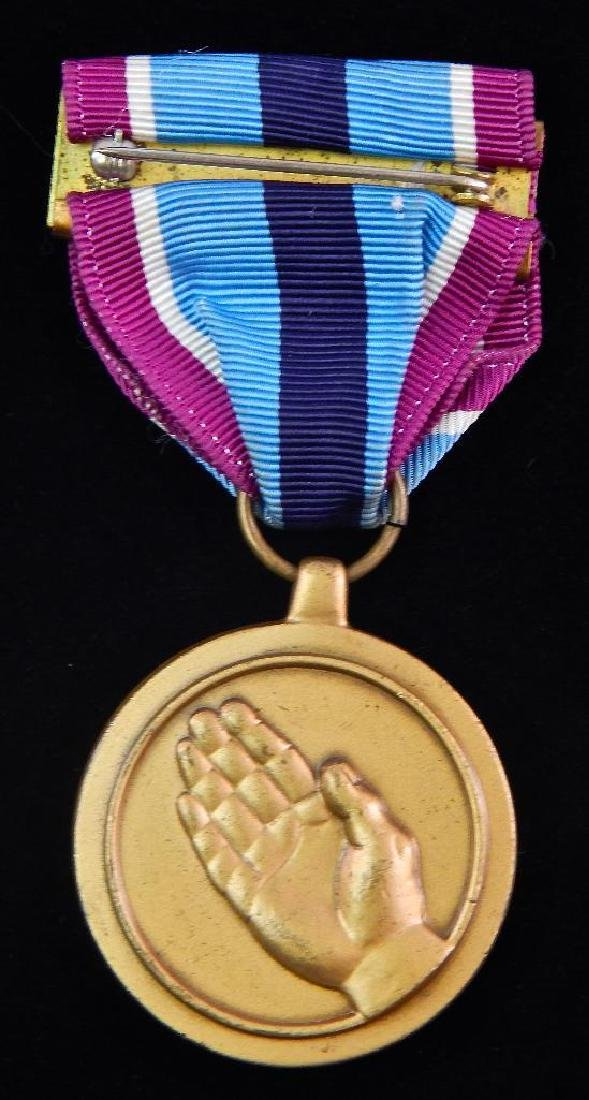 Group of 8 U.S. Military Medals - 4