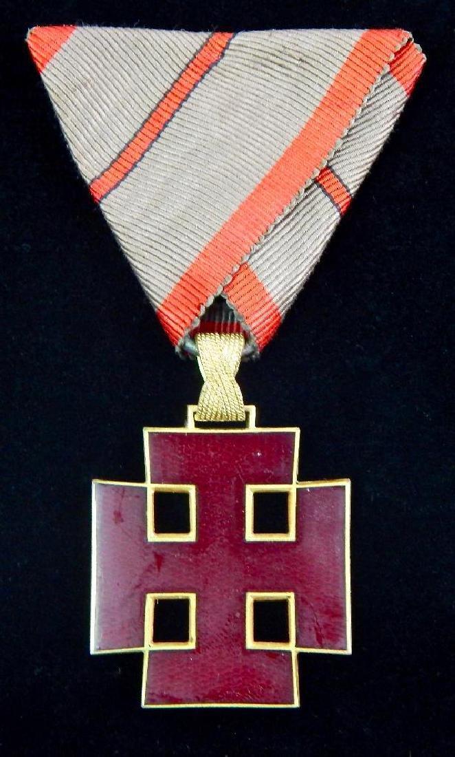 Austrian Republic Silver Merit Medal