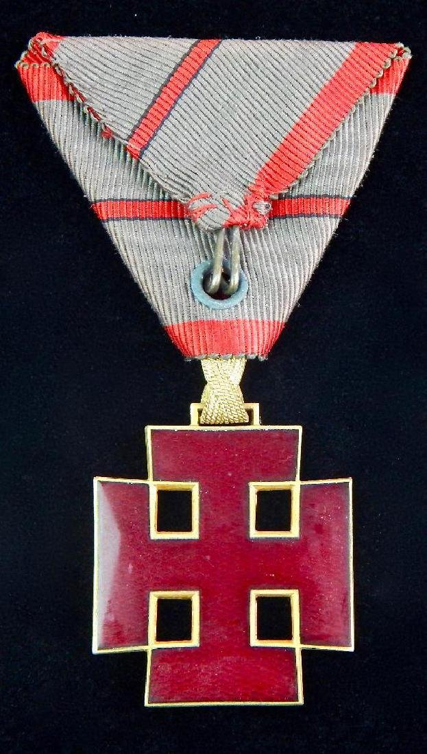 Austrian Republic Silver Merit Medal - 2