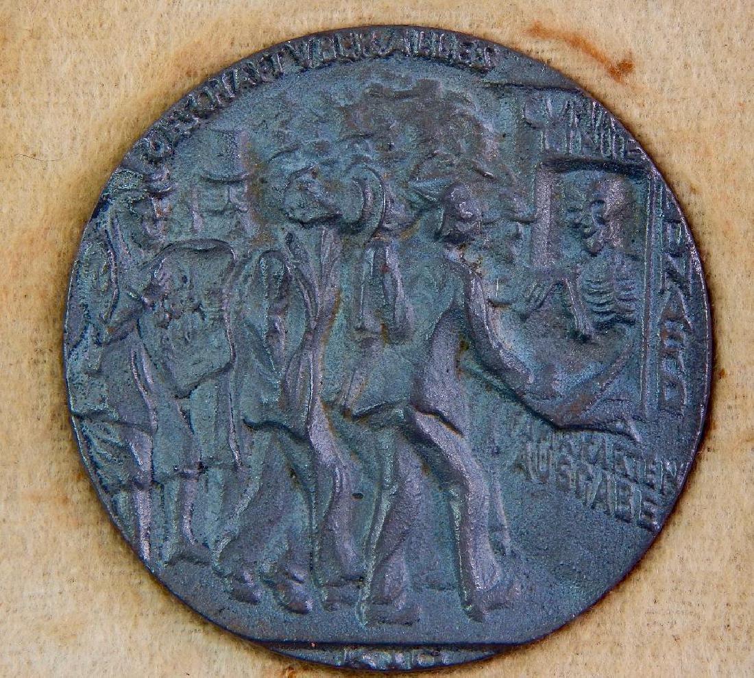 Boxed British Lusitania Medal - 3
