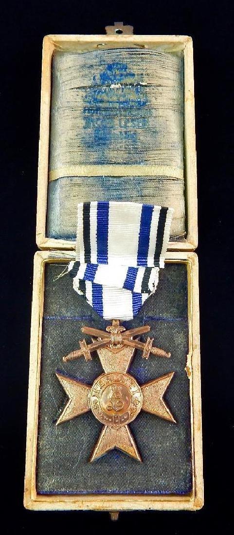 WWI Bavarian Merit Cross - 2